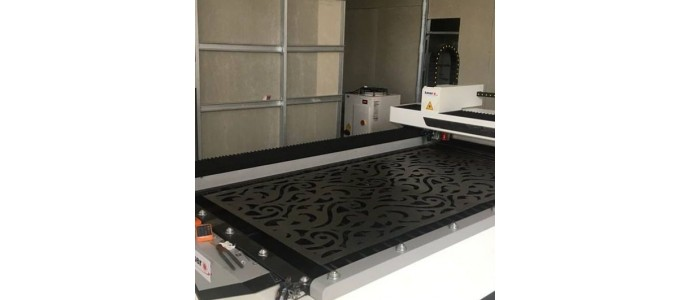 Jasa Laser Cutting Metal & Nonmetal